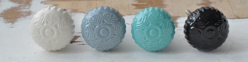 Keramikknäufe 2