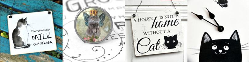Katzenschilder