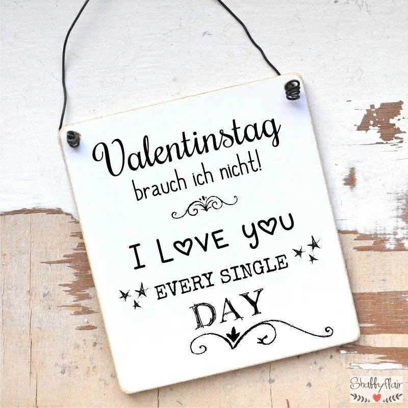 Valentinstag Brauch
