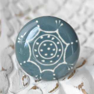 Möbelknauf Keramikknauf JADE PLAY (4 cm)
