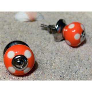 Gall & Zick Möbelgriff SMALL DOT (3 cm) mandarine