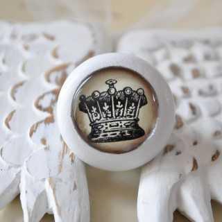 Möbelknöpfe von Shabbyflair Crown