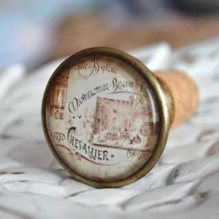 Vintage Flaschenkorken Chevallier